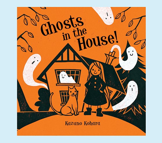 Ghosts in the House!.