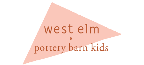 west elm x Pottery Barn Kids Baby Collection.