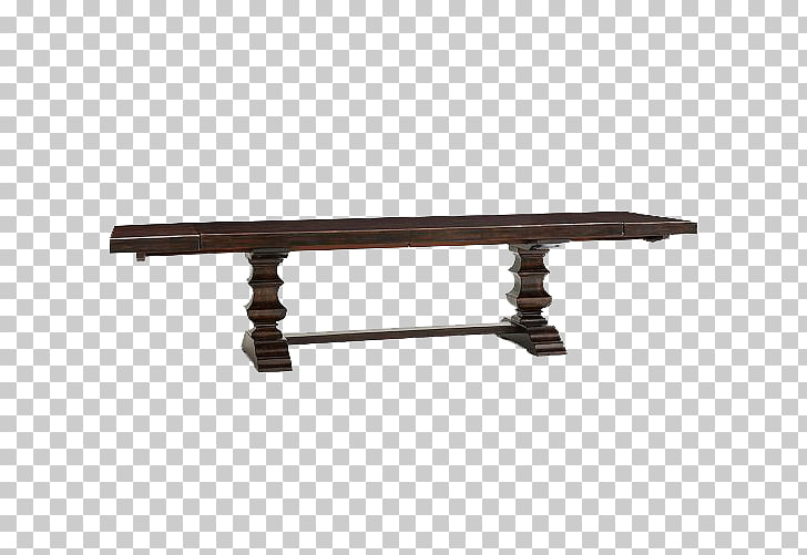 Trestle table Dining room Matbord Pottery Barn, 3d home.