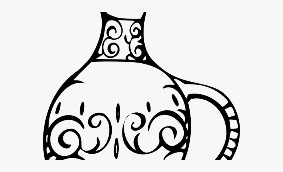 Jar Clipart Pottery.