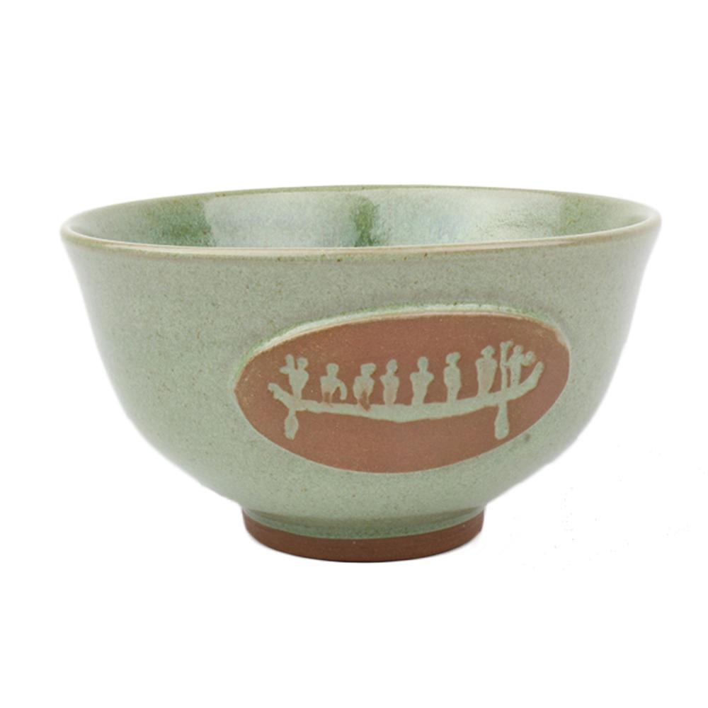 Pottery Logo Bowl.