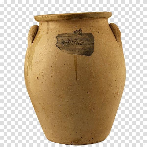 Ceramic Pottery Vase Горшок Jar, vase transparent background.