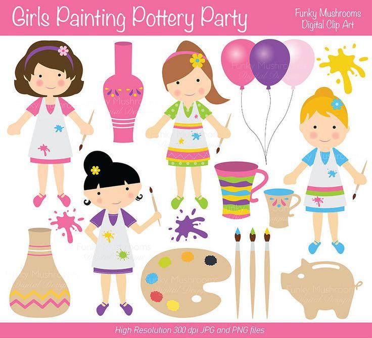 1000+ images about ART PARTY IDEA on Pinterest.