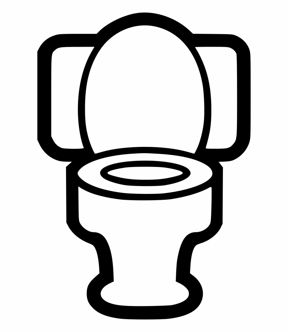 Svg Png Icon Toilet Icon Png.