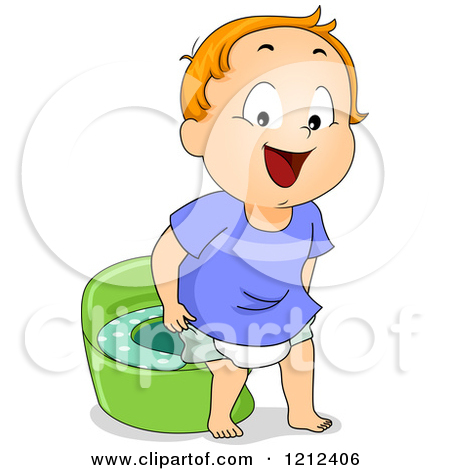Potty training clipart - Clipground