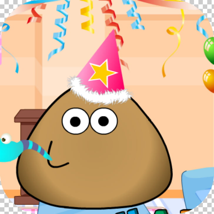 Toy Game Pou Food Room, toy PNG clipart.