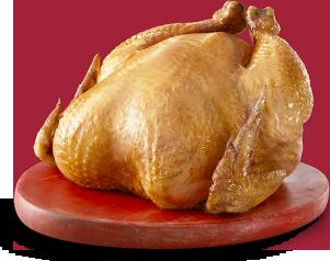 Burger de poulet croustillant.