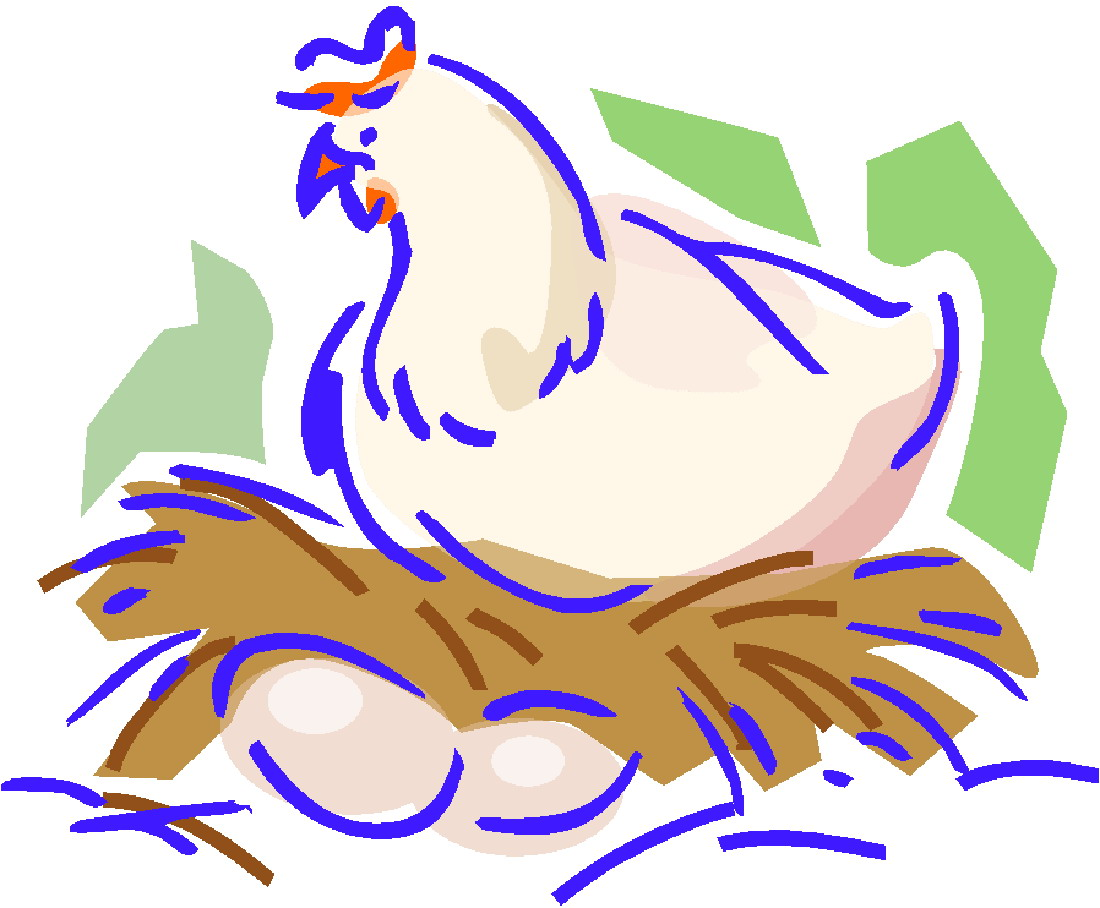 Poultry Clipart.