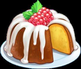 Bundt Cake Woman Clipart Clipground