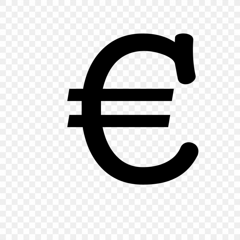 Currency Euro Sign Pound Sterling Logo, PNG, 1500x1500px.
