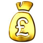 Clipart Money Pounds.