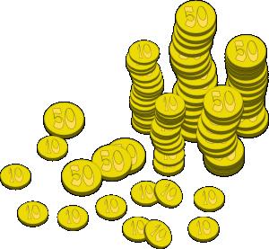 Money Pounds Clipart.