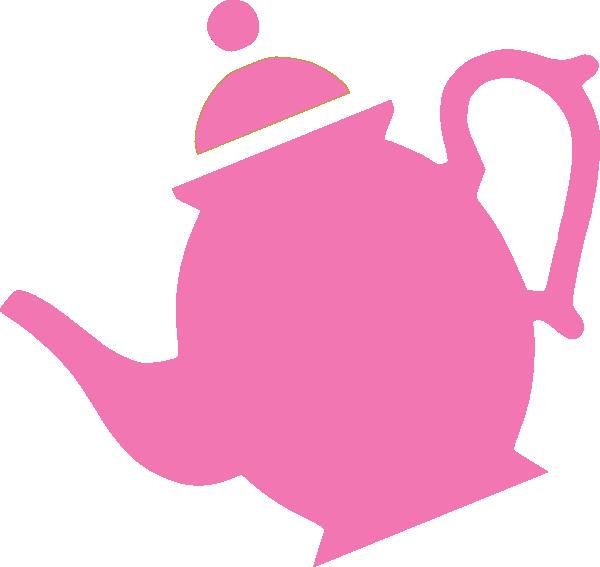 Teapot Pouring Clip Art at Clker.com.