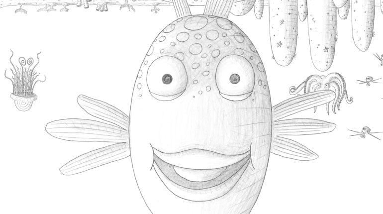 Smart Placement Pout Pout Fish Coloring Pages Ideas.