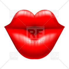 Pouting lips clipart 4 » Clipart Station.