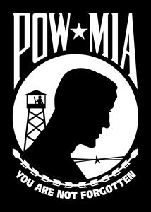 Pow Mia Logo Vector (.EPS) Free Download.