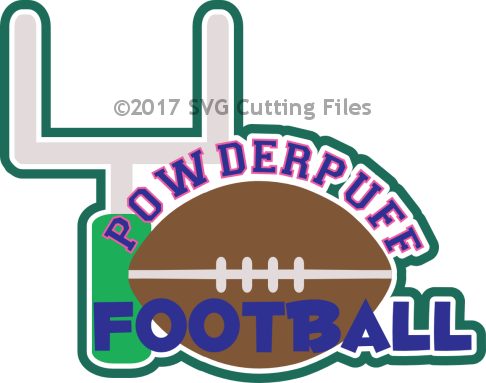 Powder Puff Football Clipart (101+ images in Collection) Page 2.