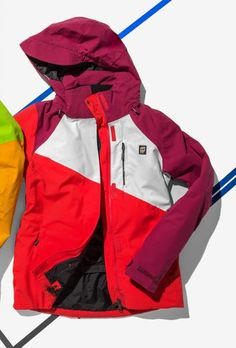 Details about Orage Gallery Insulated Jacket.