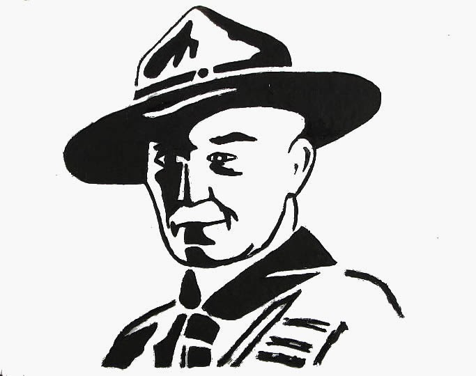 Image result for baden powell clipart.