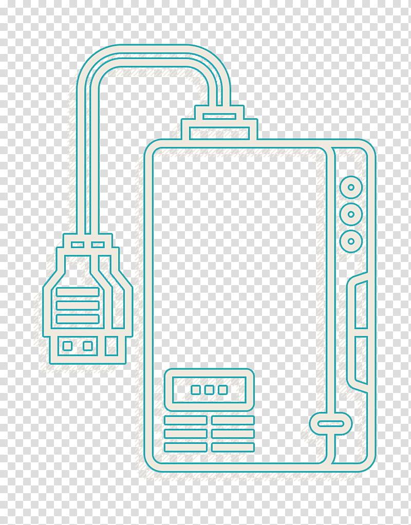 Backup icon bank icon external icon, Harddisk Icon, Power.