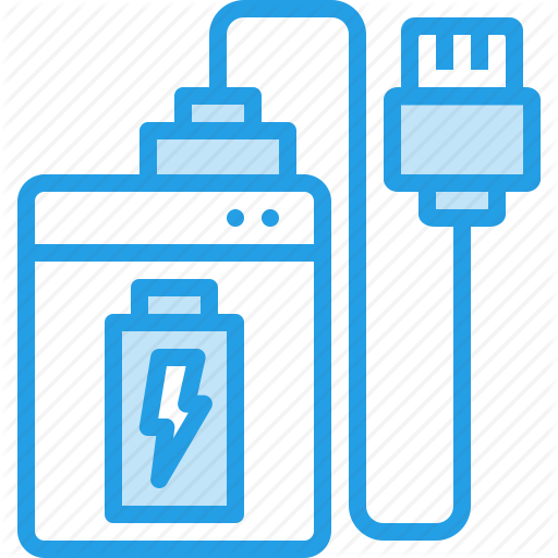 Battery Icon clipart.