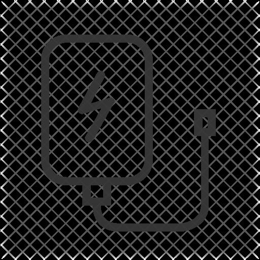 Powerbank Icon.