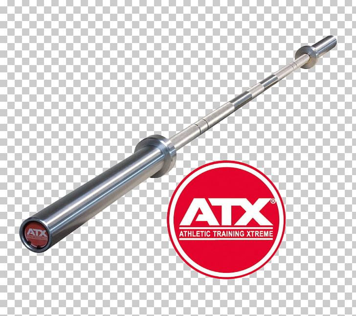ATX Power Bar Chrom ATX Power Bar 220 Cm +700 Kg Free Weight.