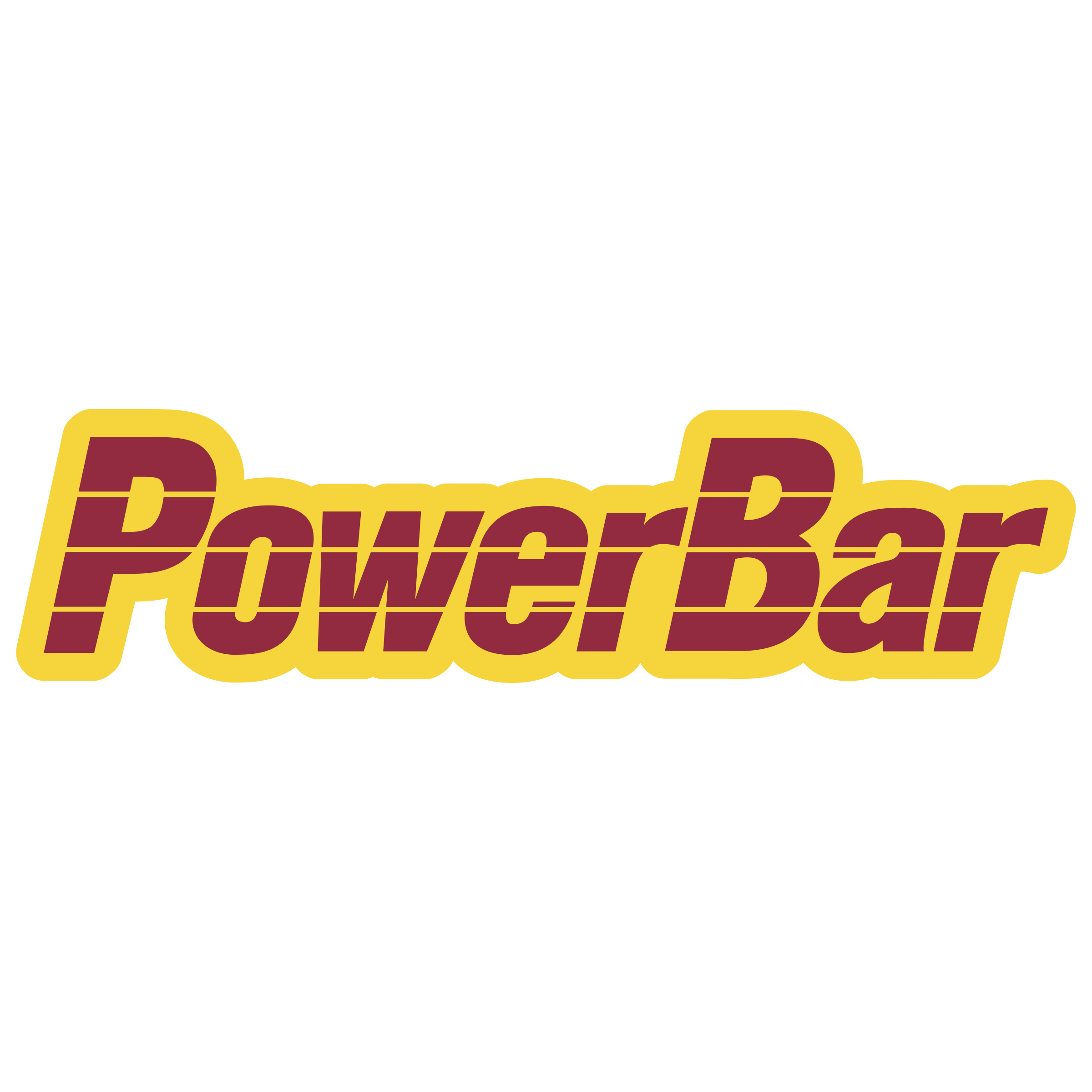 PowerBar Logo PNG Transparent & SVG Vector.