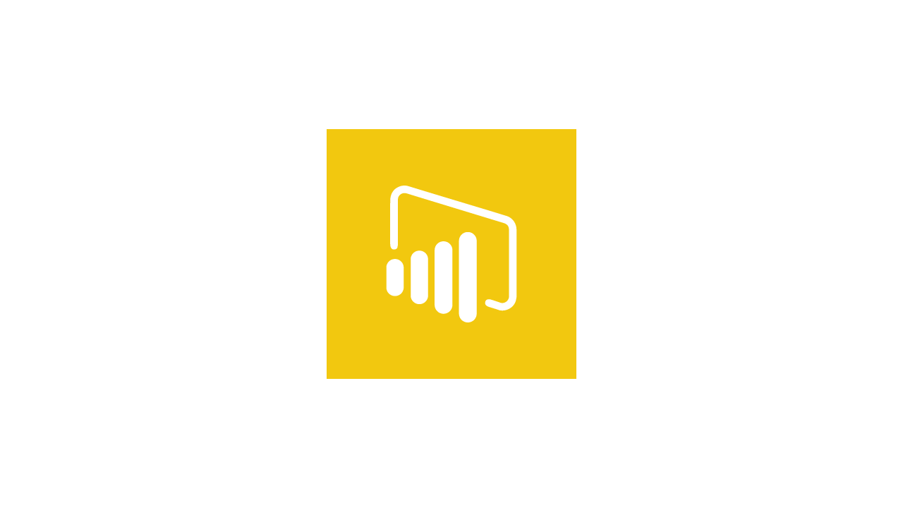 Power Bi Icon #342638.