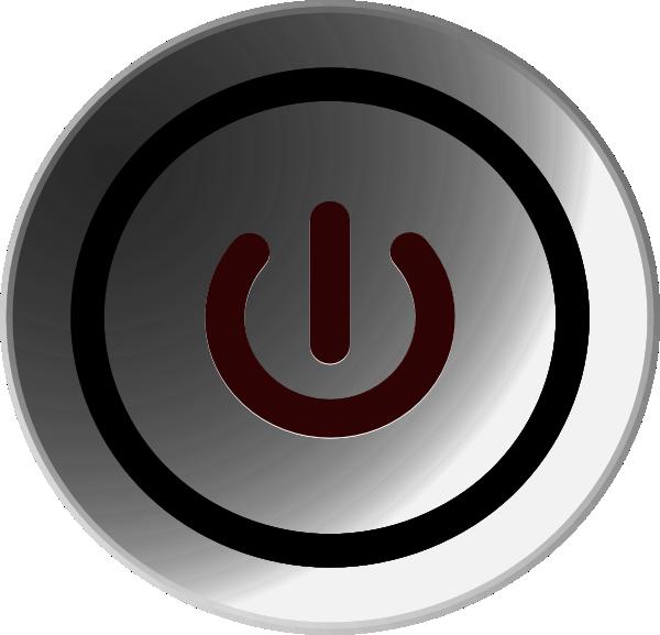 Power Button Clip Art.
