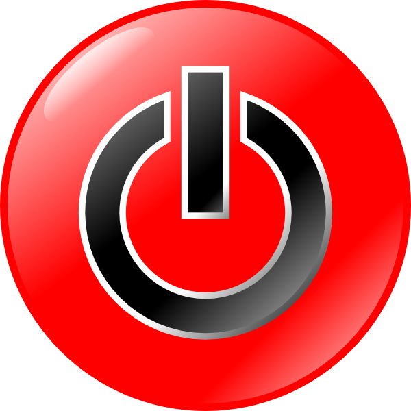 Power Switch Clipart.