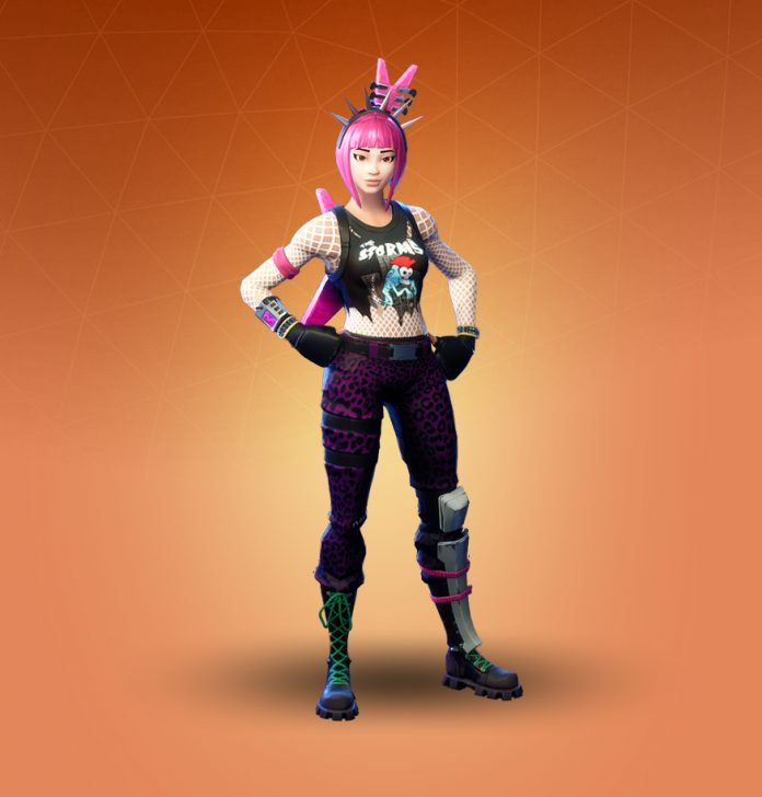 Power Chord Fortnite Outfit Skin How to Get + History.