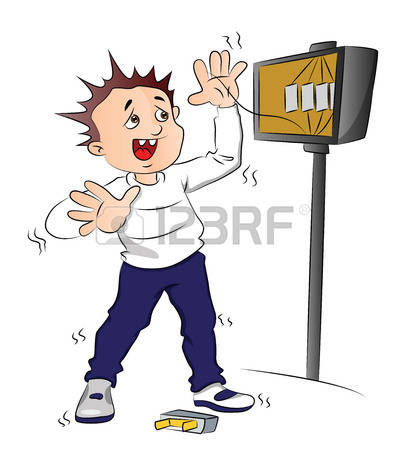 Power distribution box clipart #15
