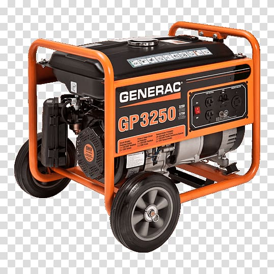 Electric generator Generac GP Series 3250 Generac Power.