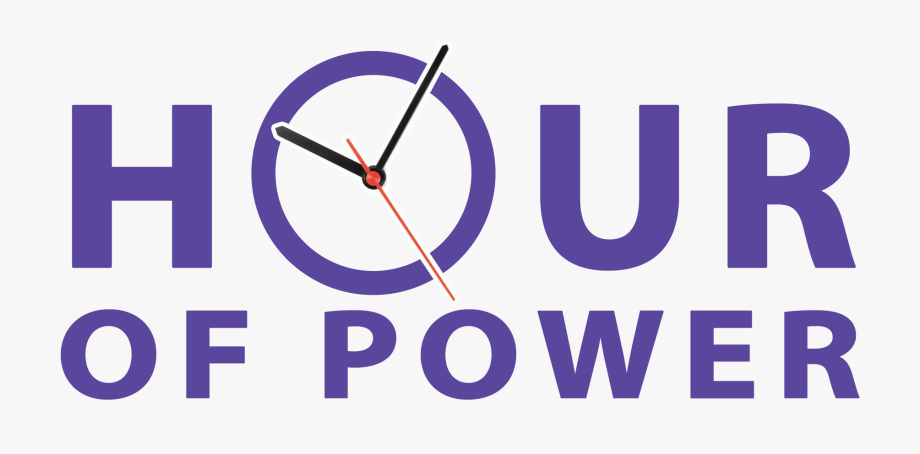 Hour Of Power Image.