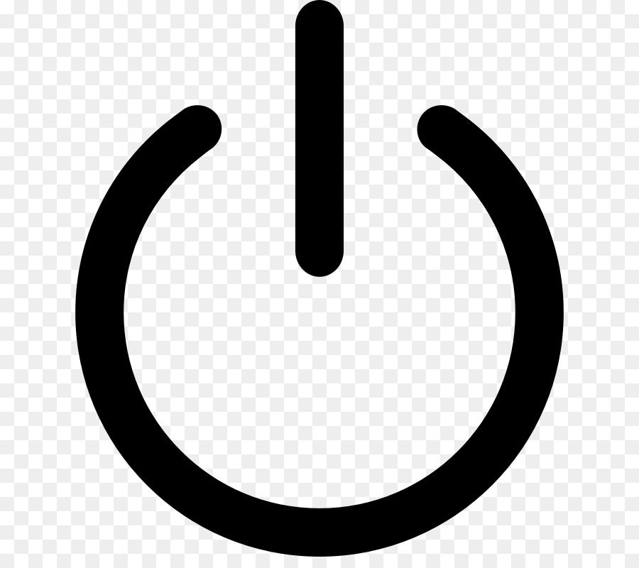 Power Icon clipart.