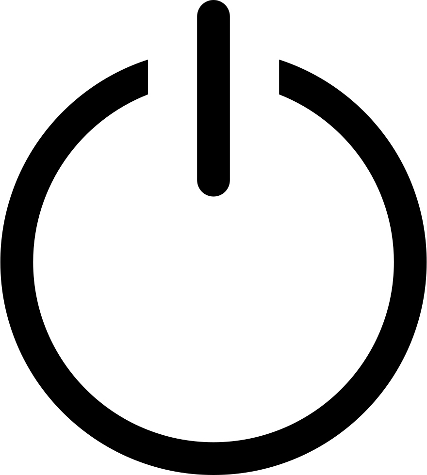 Power Symbol Off Svg Png Icon Free Download (#25108.