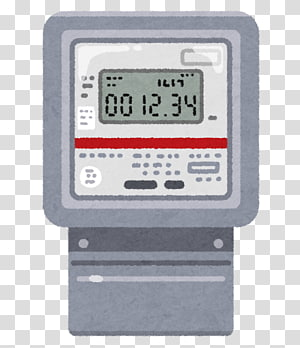 Electricity meter PNG clipart images free download.