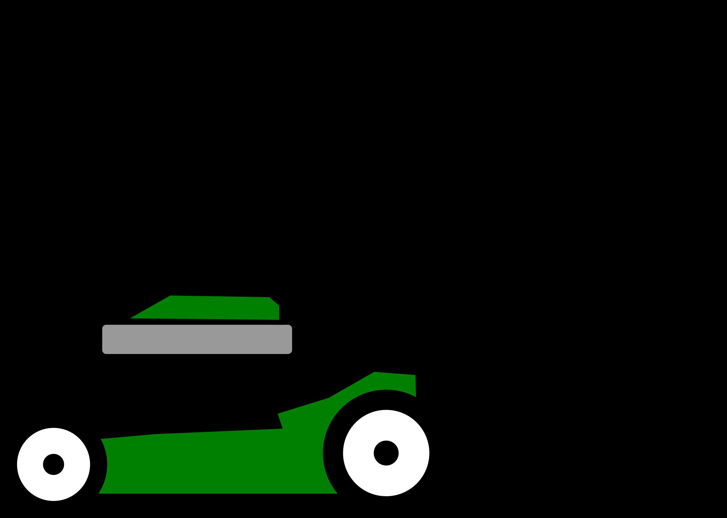 Lawnmower Clip Art.