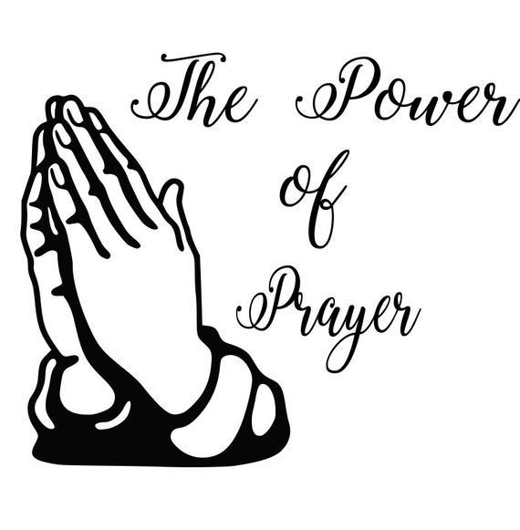 Pray clipart power prayer, Pray power prayer Transparent.