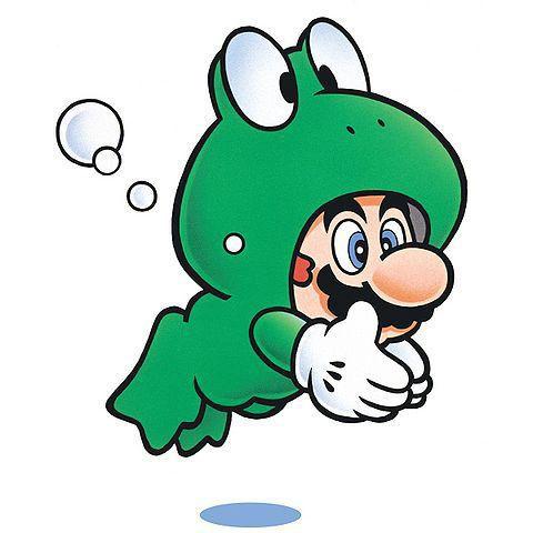 Mario's 12 Weirdest Power.