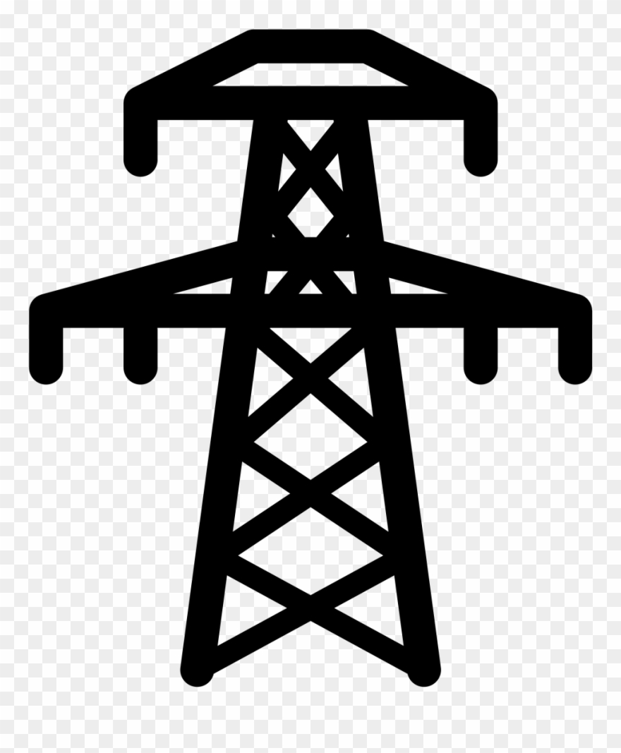 Electricity Clipart Electric Grid.