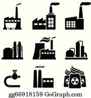 Power Plant Clip Art.