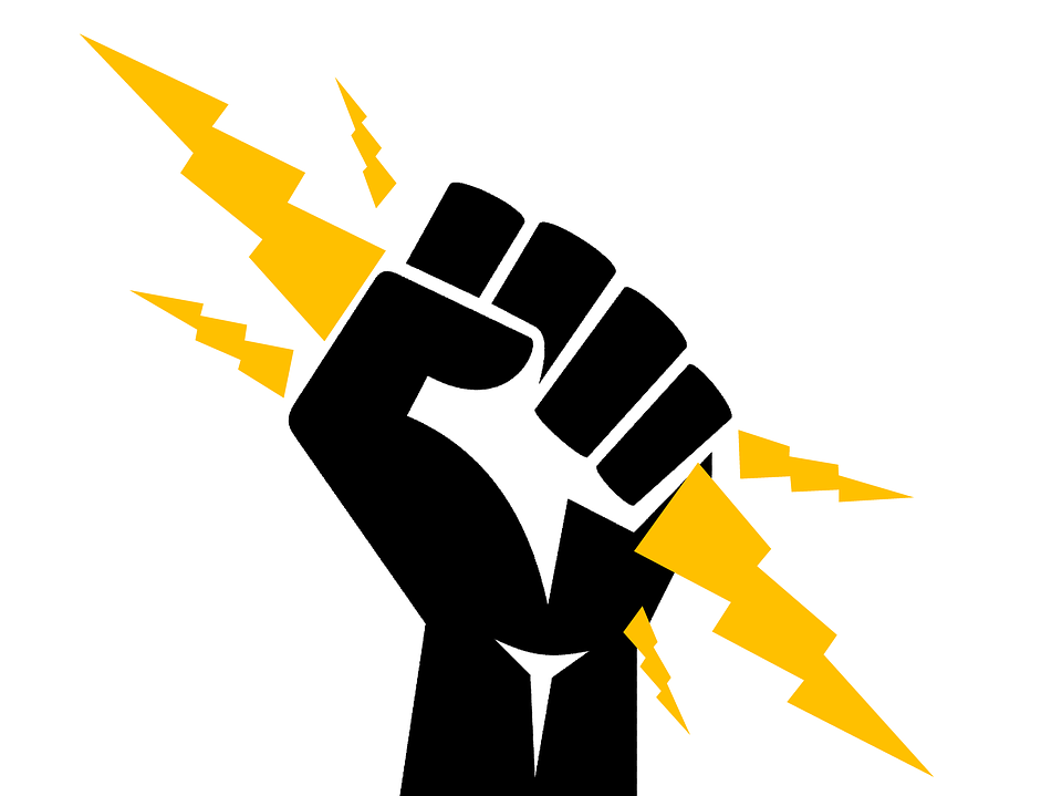 Download Free png Electrician Fist Power · Free image on.
