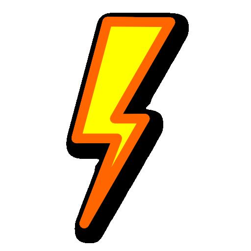 Power energy icon #4552.