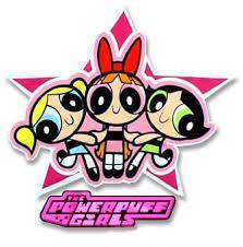 Resultado de imagem para powerpuff girls logo.
