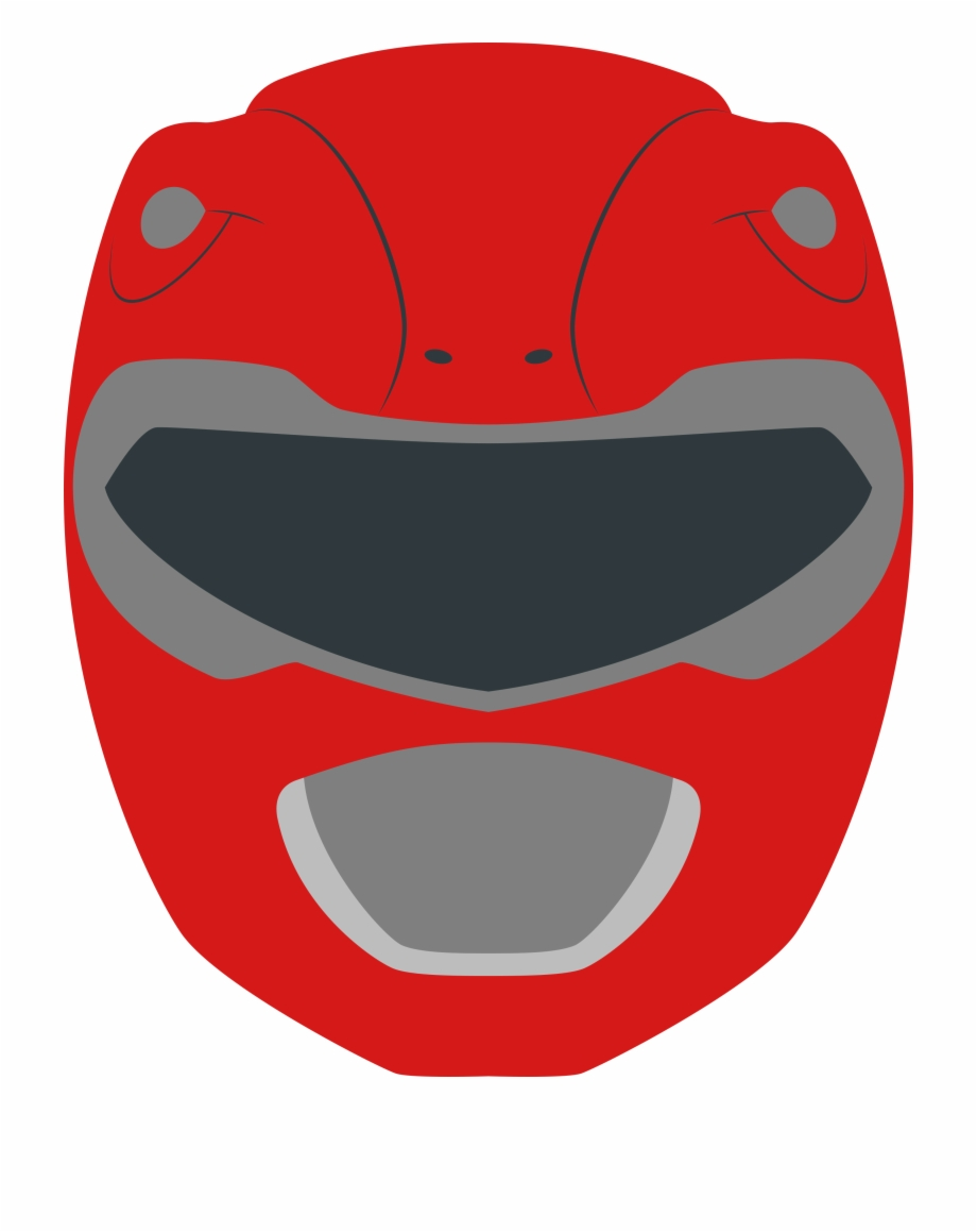 Power Rangers Clipart Helmet.