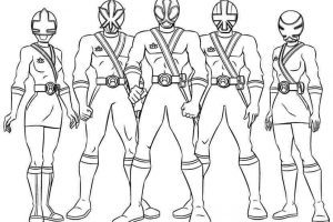 Power rangers clipart black and white 2 » Clipart Portal.