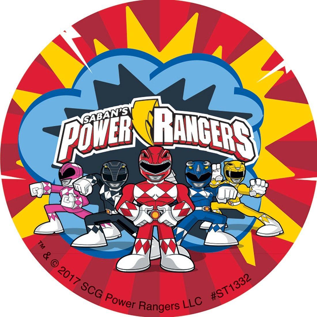 Top 80 Power Rangers Clip Art.