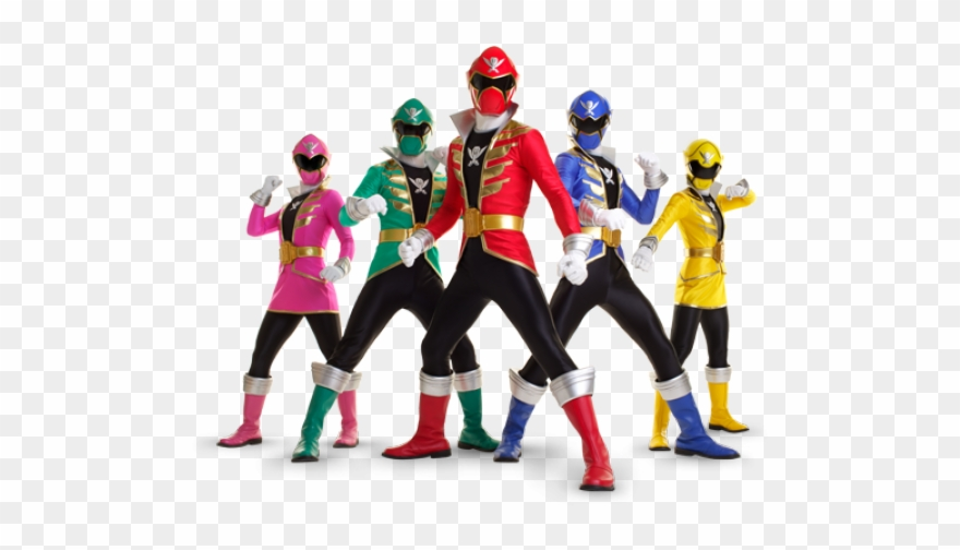 Power Ranger Clipart Image Source.
